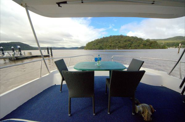 Luxury Afloat Hawkesbury River and Brooklyn - Kalgoorlie Accommodation