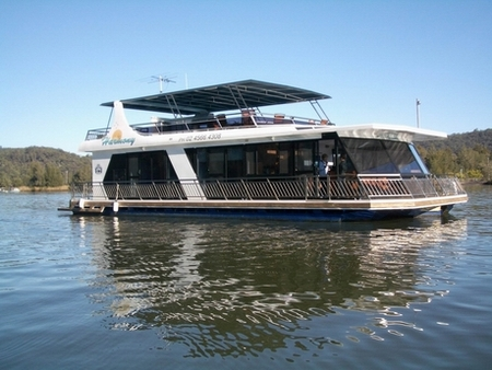 Able Hawkesbury River Houseboats - Kalgoorlie Accommodation