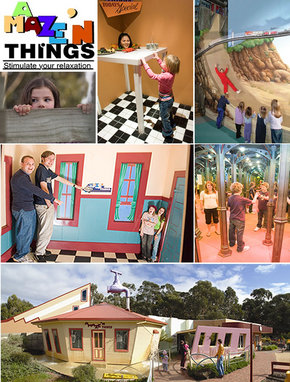 A Maze 'N Things - Kalgoorlie Accommodation
