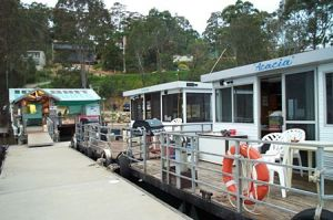 Clyde River Houseboats - Kalgoorlie Accommodation