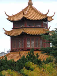 Chinese Garden of Friendship - Kalgoorlie Accommodation