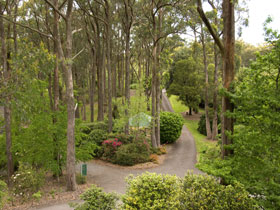 Mount Lofty Botanic Garden - Kalgoorlie Accommodation