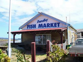 Dunalley Fish Market - Kalgoorlie Accommodation