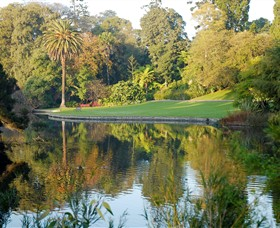 Royal Botanic Gardens Melbourne - Kalgoorlie Accommodation