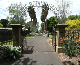 Friends of Geelong Botanic Gardens - Kalgoorlie Accommodation