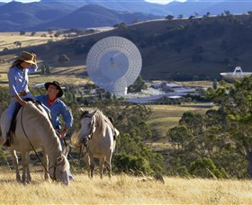 Canberra Deep Space Communication Complex - Kalgoorlie Accommodation