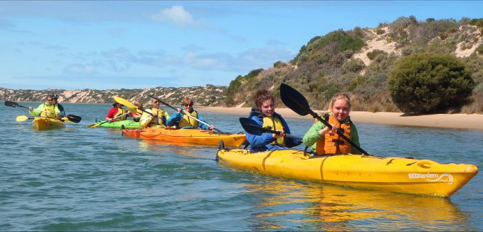 Canoe the Coorong - Kalgoorlie Accommodation