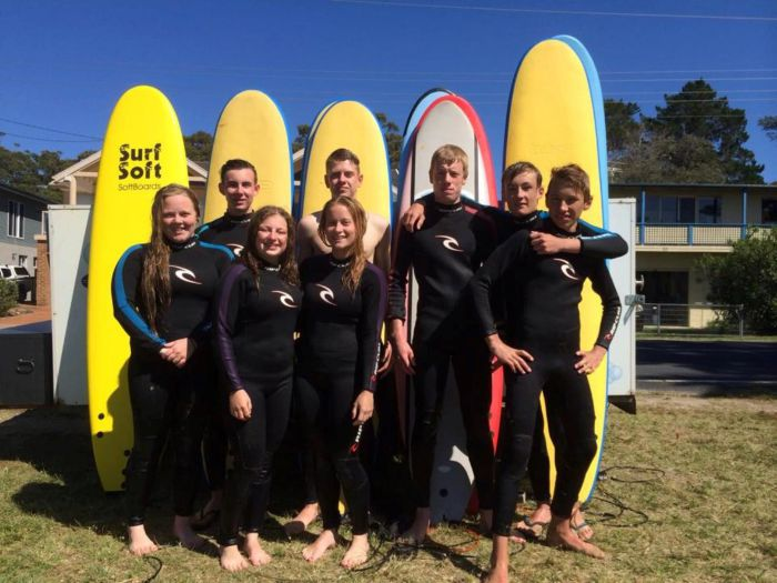 Broulee Surf School - Kalgoorlie Accommodation