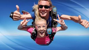 Skydive Oz Canberra - Kalgoorlie Accommodation