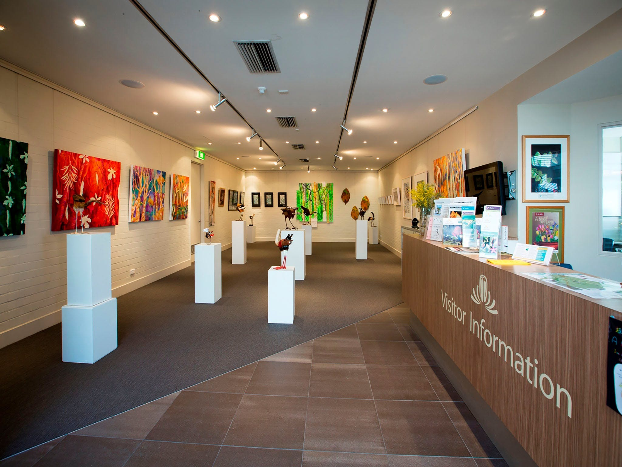 Australian National Botanic Gardens Visitor Centre Gallery - Kalgoorlie Accommodation