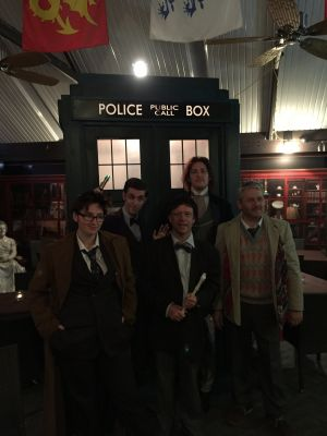 Dr Who Quiz Night - Kalgoorlie Accommodation