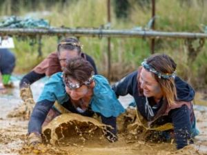 Suck It Up Buttercup Vikings Obstacle Course - Kalgoorlie Accommodation