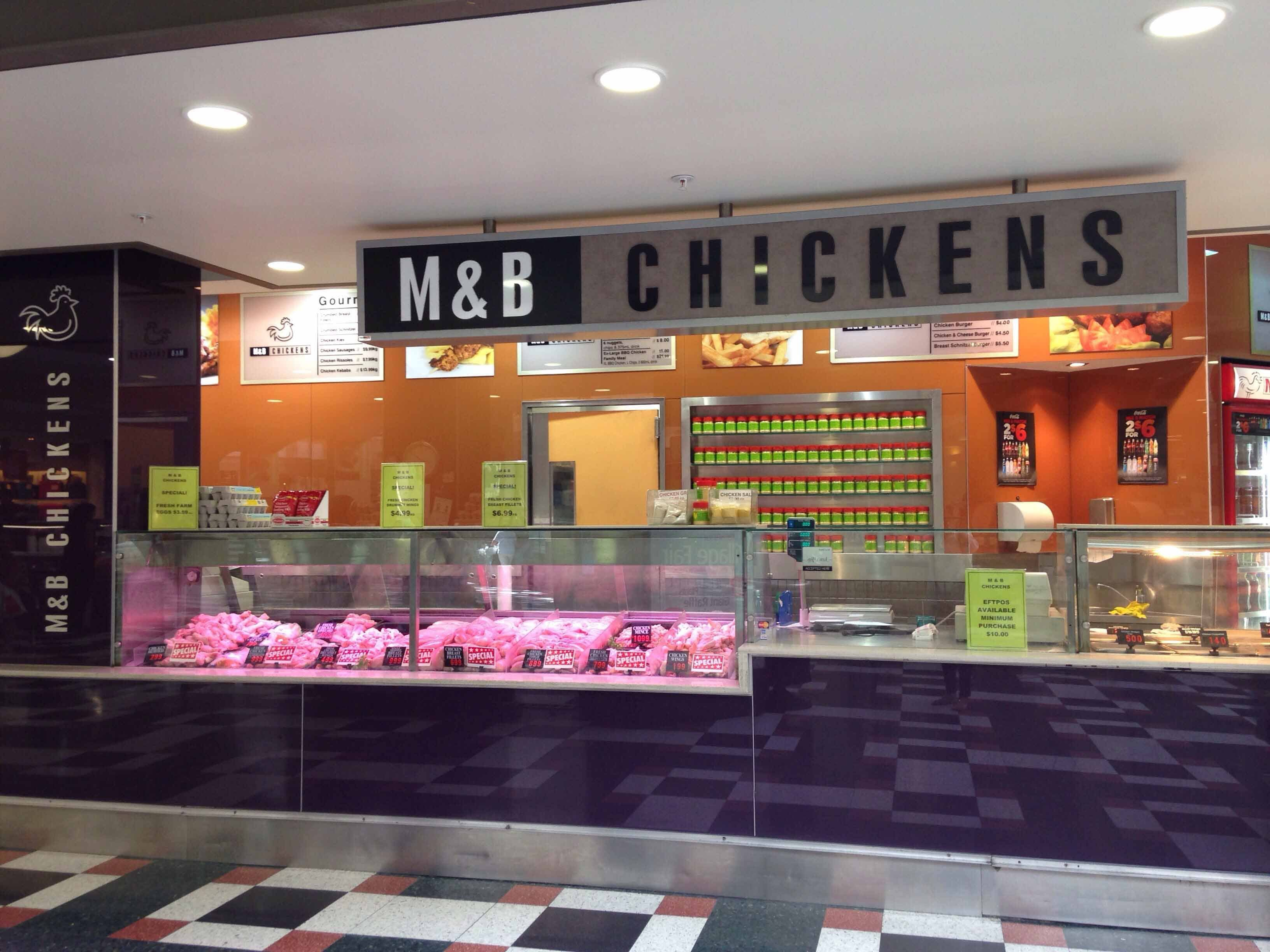 MB Chickens - Kalgoorlie Accommodation