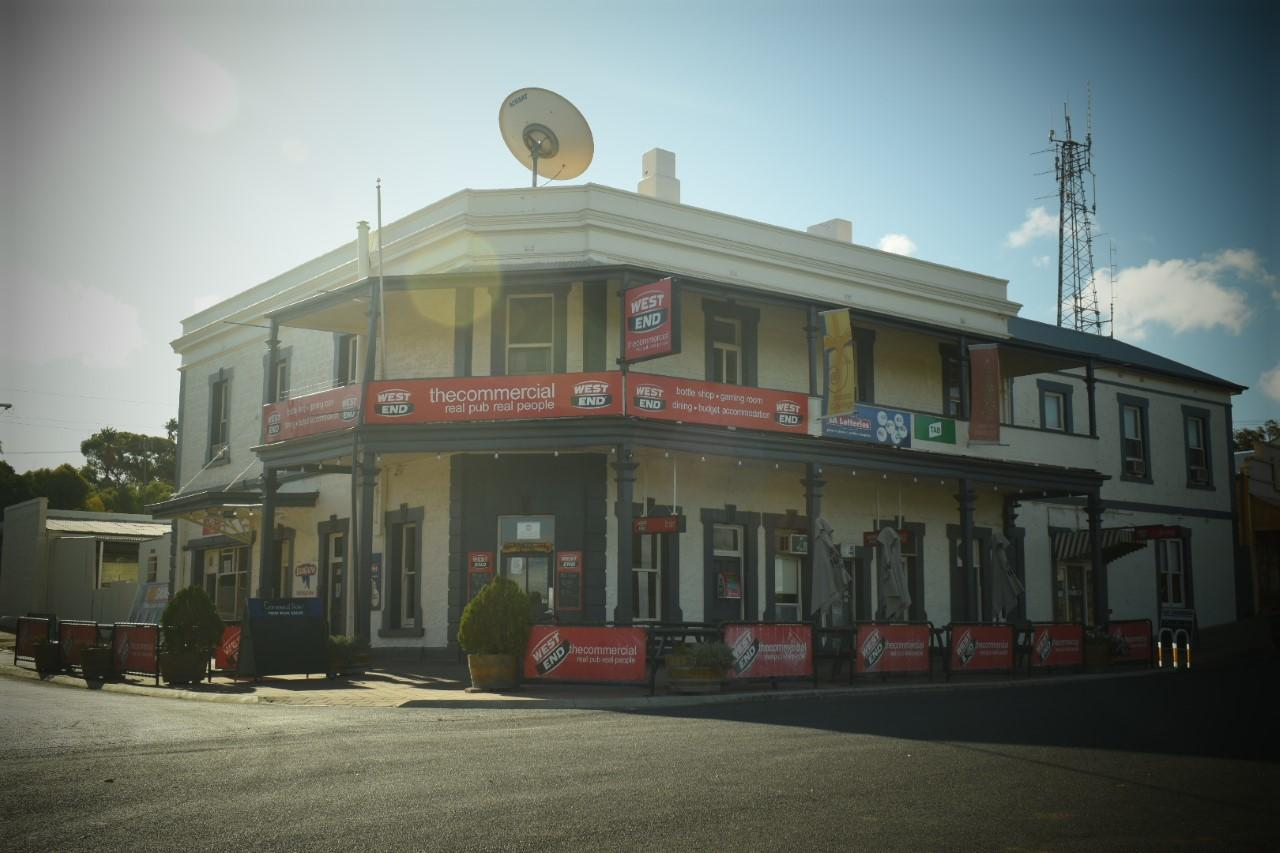Commercial Hotel Morgan - Kalgoorlie Accommodation