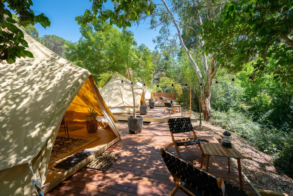 Castlemaine Gardens Luxury Glamping - Kalgoorlie Accommodation