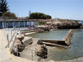 Edithburgh Tidal Pool - Kalgoorlie Accommodation