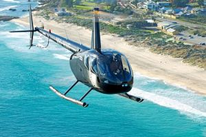 Perth Beaches Helicopter Tour from Hillarys Boat Harbour - Kalgoorlie Accommodation