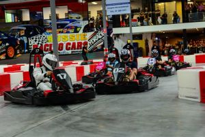 Indoor Go-Kart Racing at Game Over on the Gold Coast - Kalgoorlie Accommodation