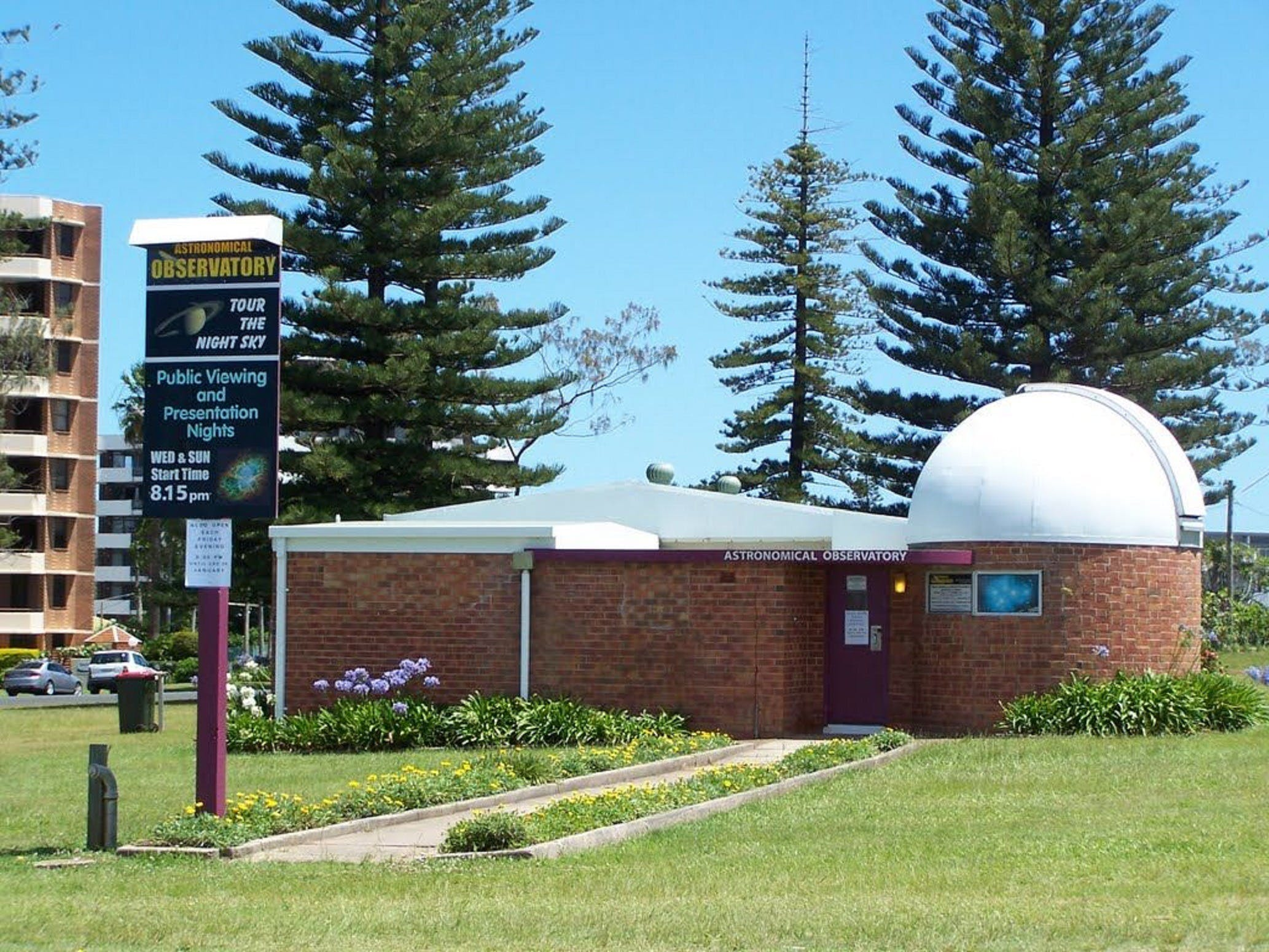 Port Macquarie Astronomical Observatory - Kalgoorlie Accommodation