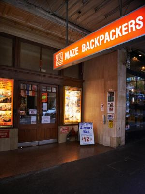 Maze Backpackers - Sydney - Kalgoorlie Accommodation